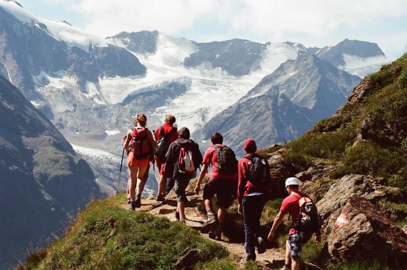 Foto - Pitztal - Alpenrose - rodinné pobyty v Alpách
