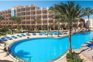 Hurghada - Hotel Sea Star Beau Rivage *****