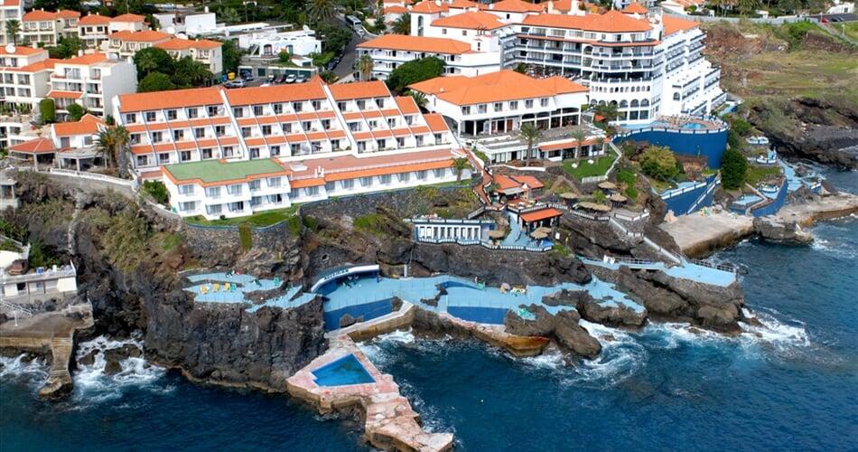Portugalsko - Madeira - Canico de Baixo